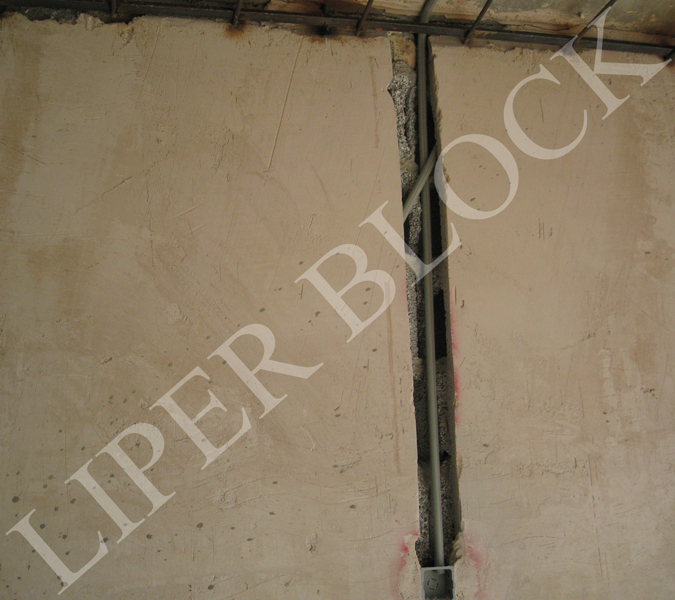 TECHNICAL SPECIFICATIONS OF LIPER BLOCK